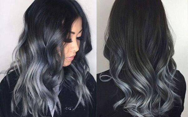 Nhuộm tóc màu nào sáng da