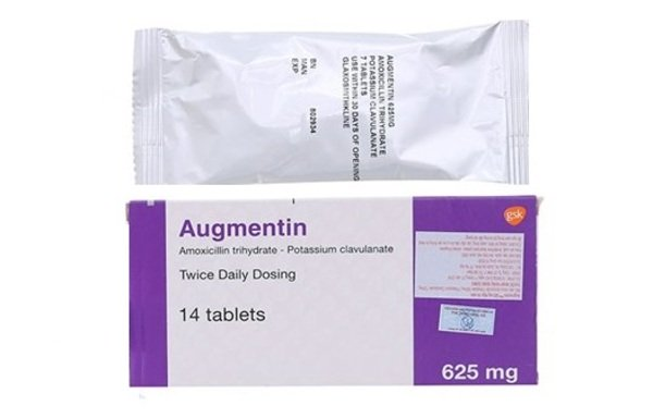Thuốc Augmentin có tác dụng gì